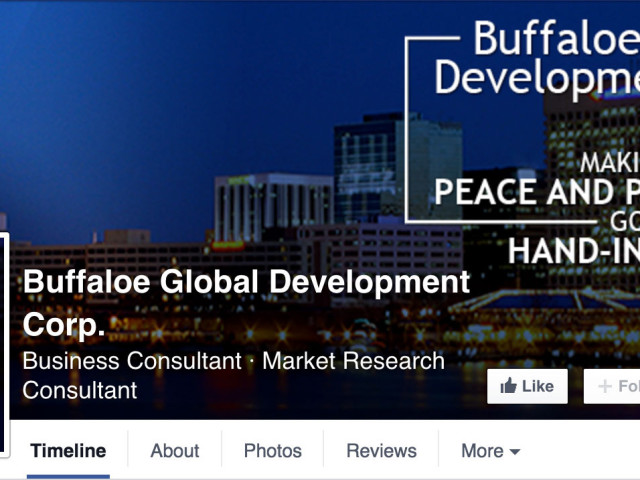 Buffaloe Global Development Corp.